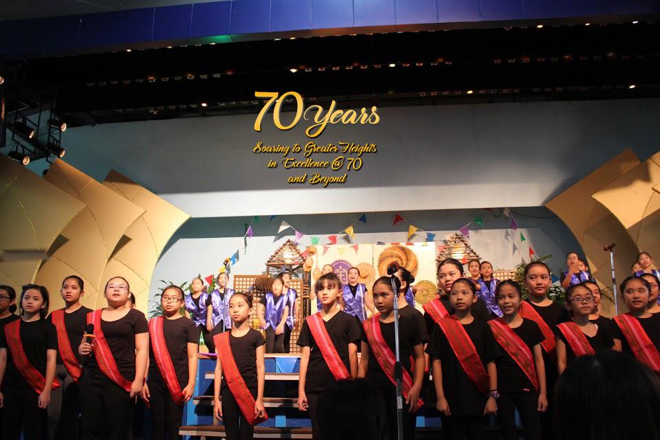 Pagdiriwang: Buwan ng Wika   St  Theresa College - Quezon City