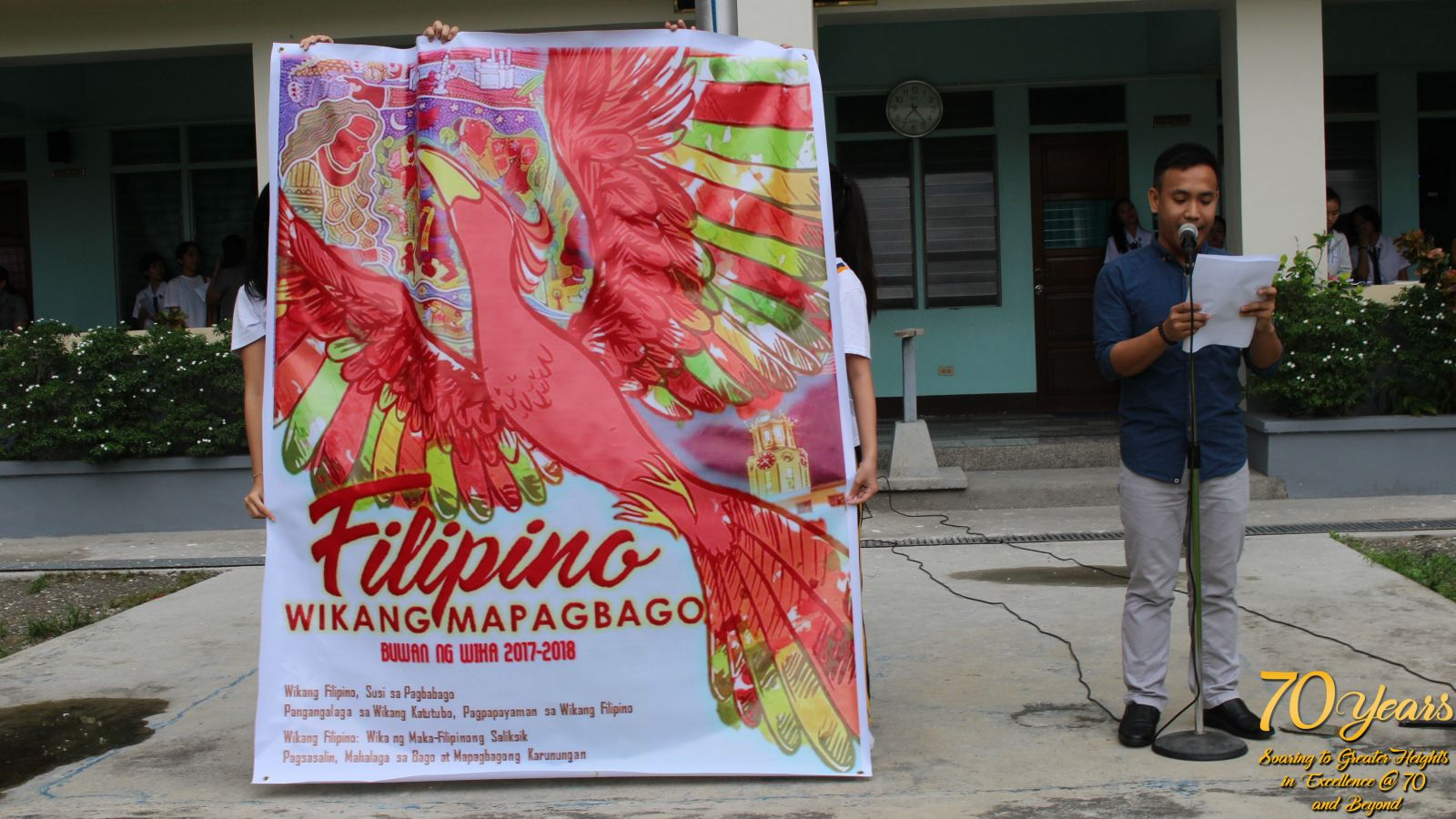 "Opening of the ""Buwan ng Wika"" 