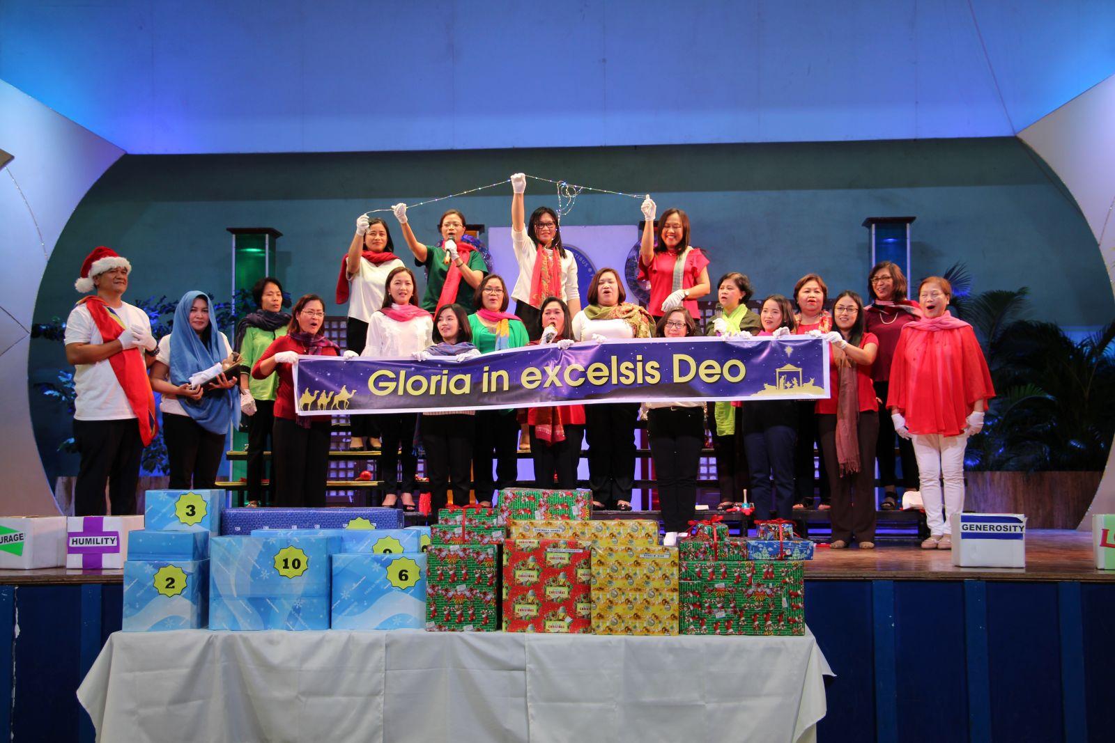 Institutional Christmas Salu-Salo | St. Theresa College ...